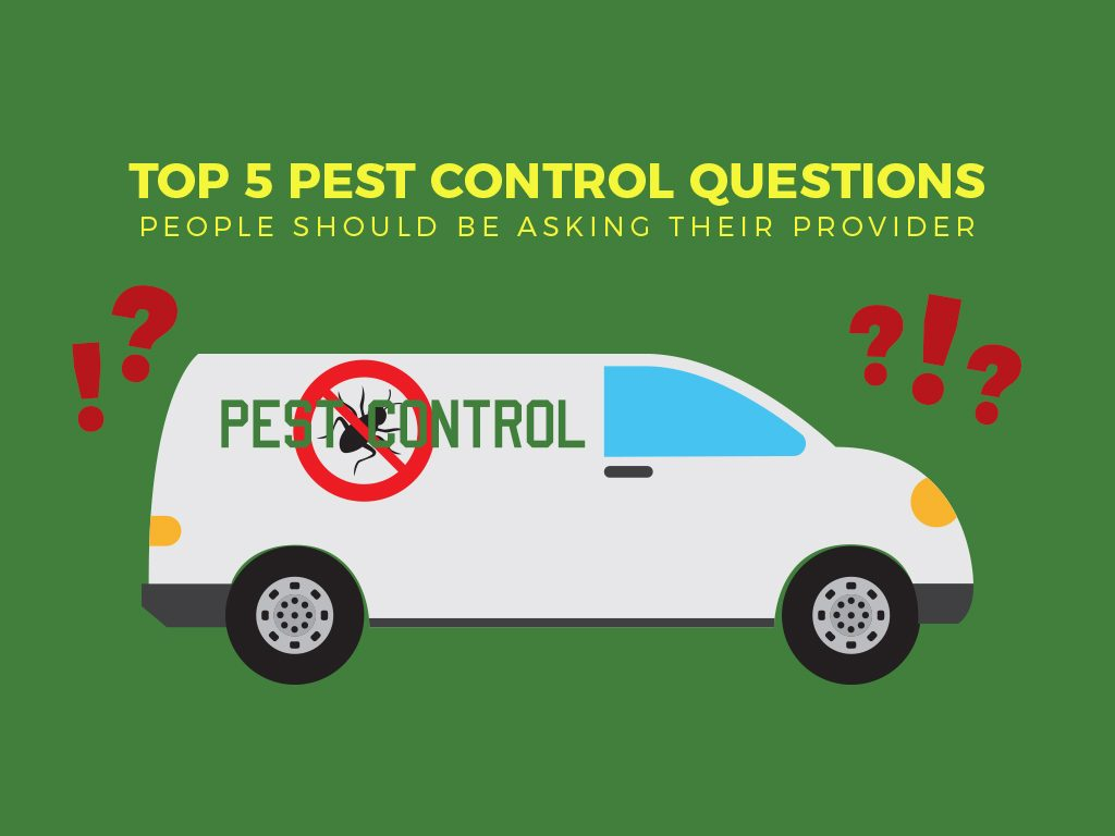 5 pest control questions cover