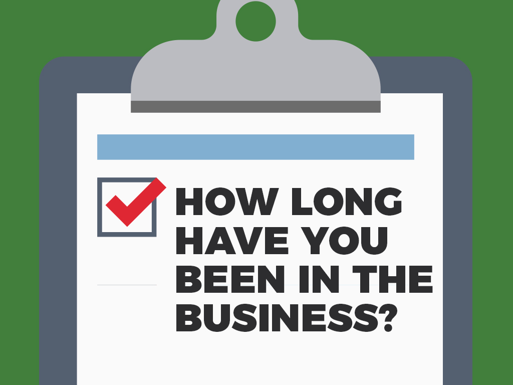 pest cotnrol business how long