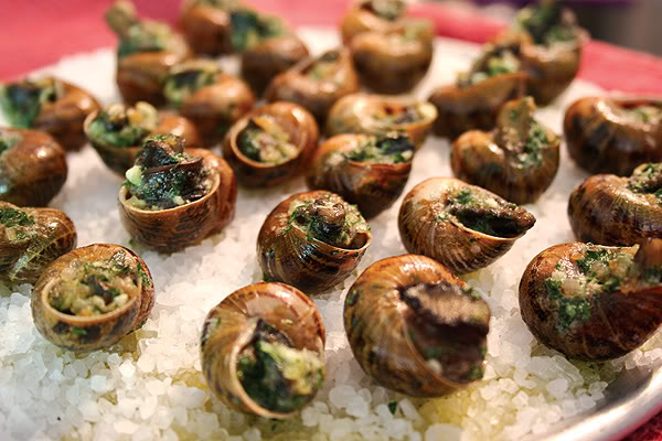 Exotic Filipino Foods - Suso (Snail)