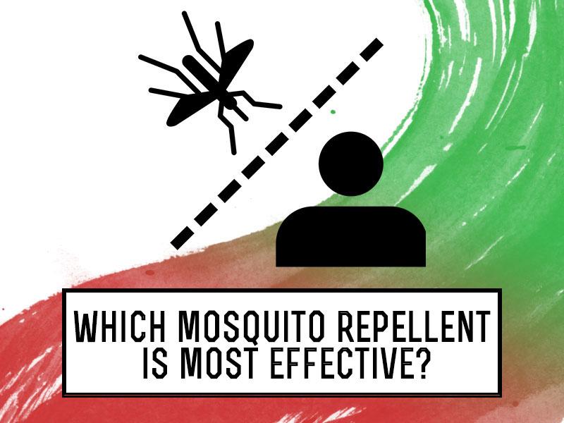 Most Effective Mosquito Repellent