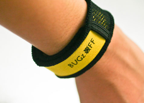 mosquito wristband