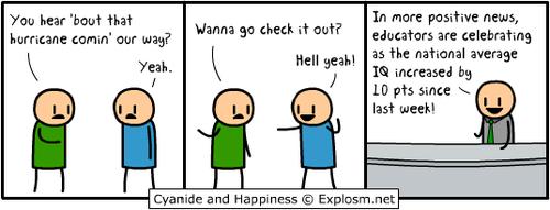 disaster comic