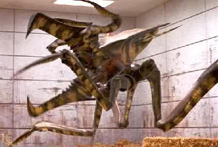 Klendathu Arachnids