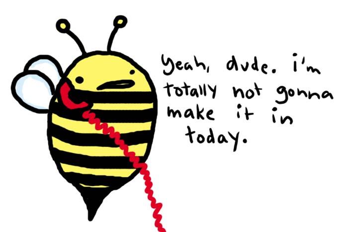 goodbye bee