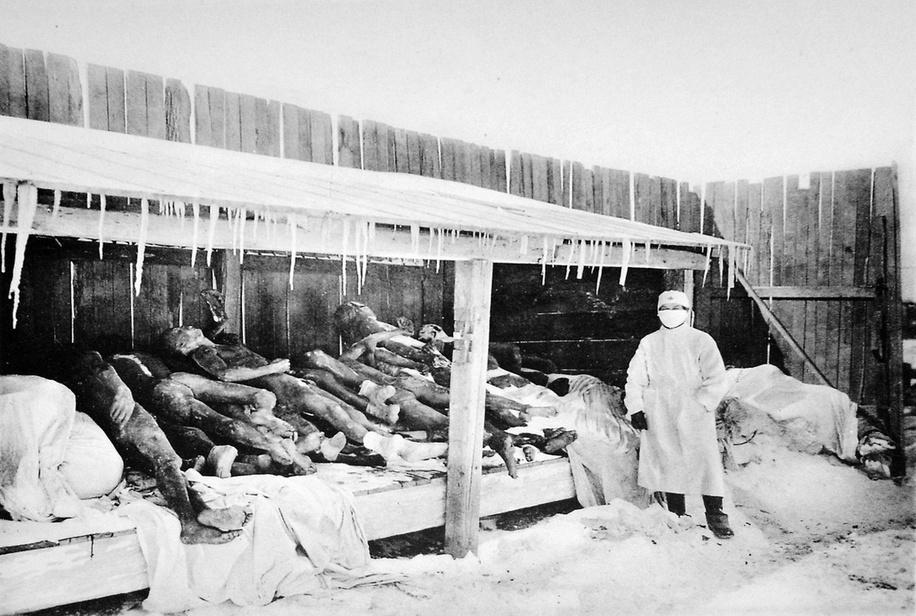 Manchurian Plague (1910-1911)