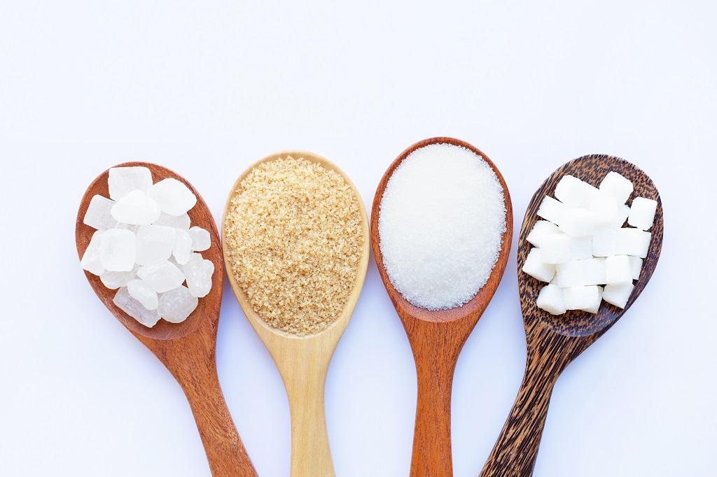 Baking soda and sugar solution