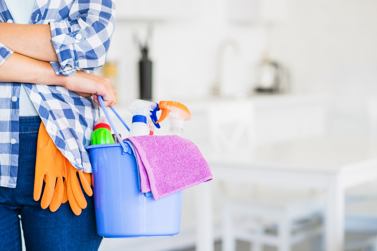 Simply cleaning can still put you at risk for pest infestation