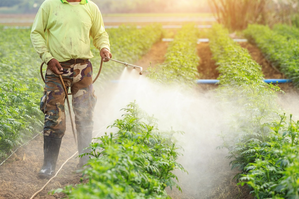 The Ingredients of Pesticide